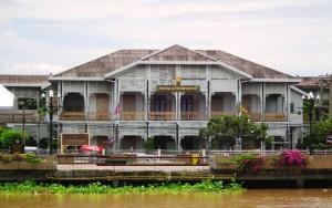 พิพิธภัณฑ์ ศาลาว่าการ นนทบุรี
